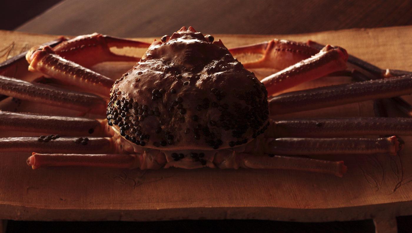 Taiza Crab