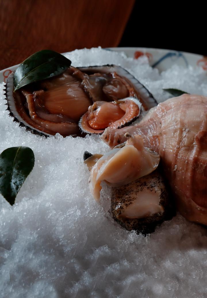 Spring shellfish