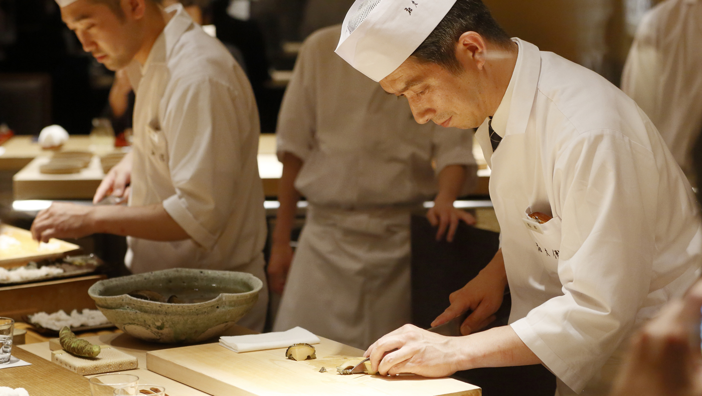 Cooking On-Site: Dashi