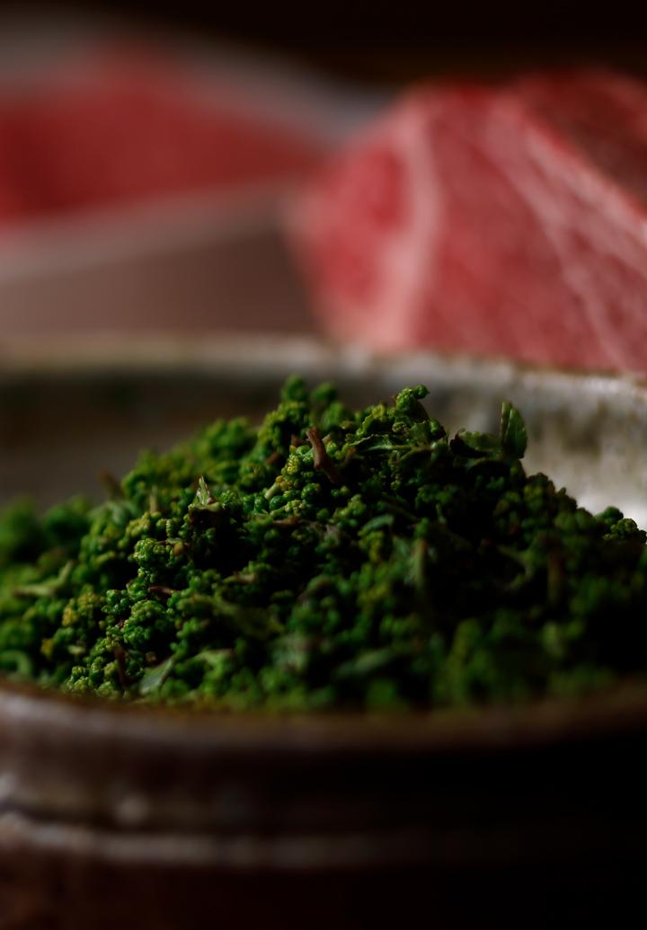 丹波牛と花山椒鍋